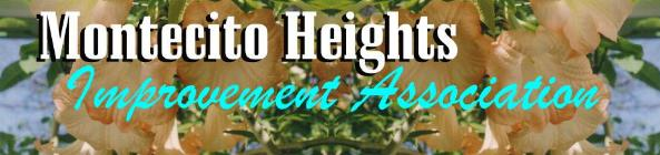 Montecito Heights Improvement Association Title Banner