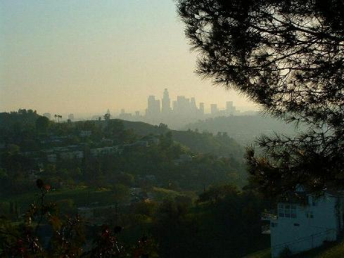 City View from Montecito Heights